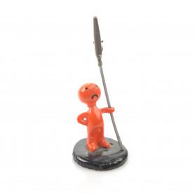 LUDZIK (figurka ceramiczna)