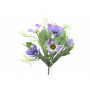 Kwiaty sztuczne bukiet anemona 32cm
