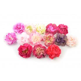 Kwiaty sztuczne piwonia główka 16cm