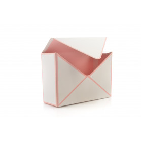 Papier KOPERTA Flower box 20x14x7 cm