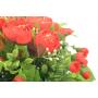 Kwiat sztuczny Kamelia bukiet
