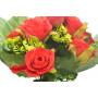 Kwiaty sztuczne: Róża bukiet