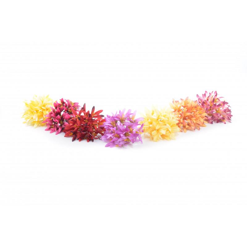 Kwiaty sztuczne: agapanthus wyrobowy