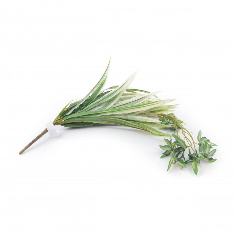 Kwiaty sztuczne zielistka 70cm