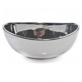 Ceramiczna patera 25 x 16,5 x 11 cm