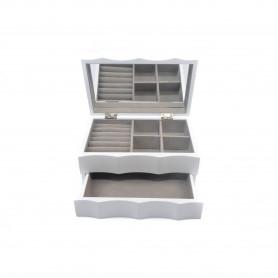 Drewniana szkatułka 24x11,5x16,5 cm