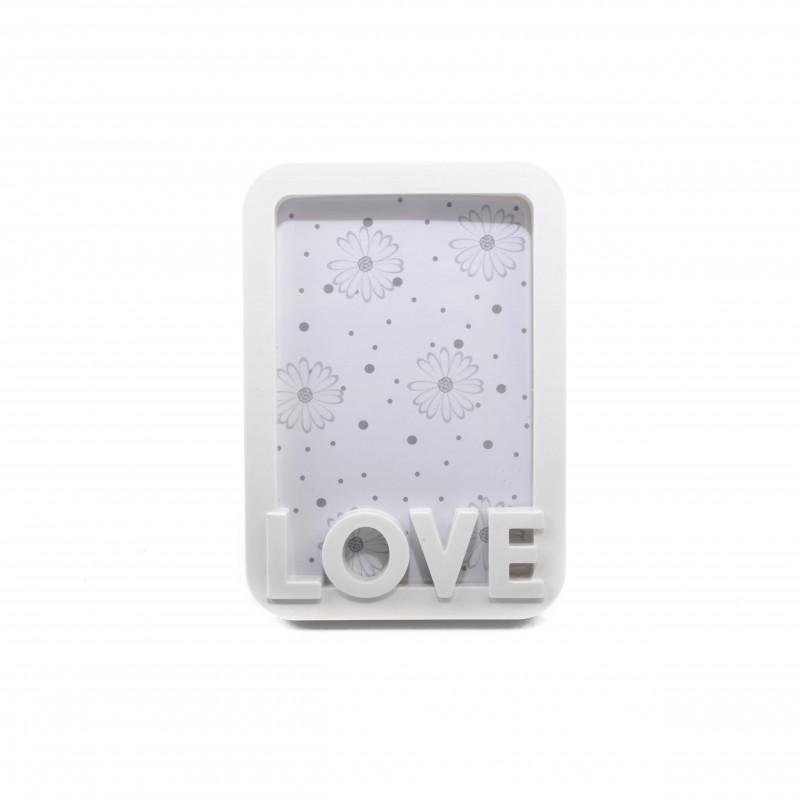 Tw.sztuczne ramka na zdjęcia- LOVE