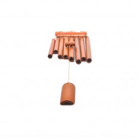 Drewniany dzwonek bambusowy
