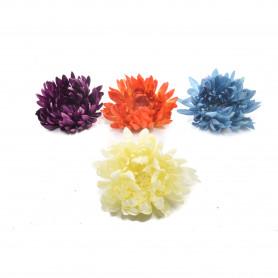 Kwiaty sztuczne chryzantema strzępiasta 15 cm wyrobowa