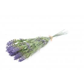Kwiaty sztuczne lawenda pojedyńcz