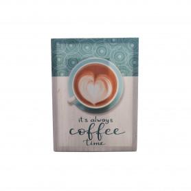 Obraz płótno caffe z filiżanką