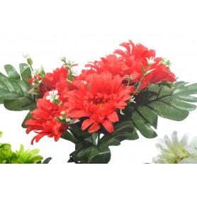 Kwiaty sztuczne bukiet gerbery 30 cm