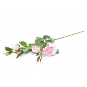 Искусственные цветы роза веточка