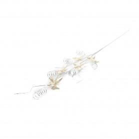 Kwiaty sztuczne gałązka 77 cm