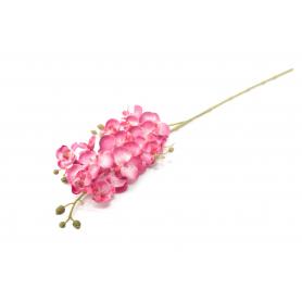 Искусственные цветы: веточка орхидея