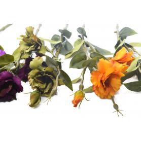 Искусственные цветы эустома