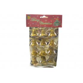 Рождеств. декорация : звоночки упак.