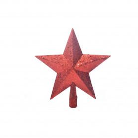 Bożnarodzeniowa gwiazda - choinkowy czub