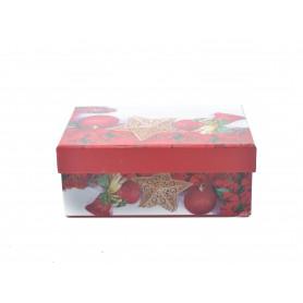 Bożonarodzeniowy zestaw pudełek