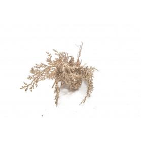 Kwiaty sztuczne pęczek nici z brokatem