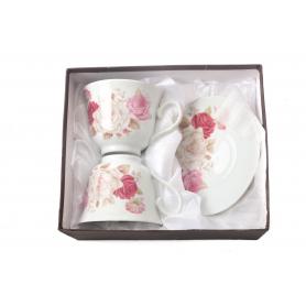 Ceramika filiżanka 250 ml2+2