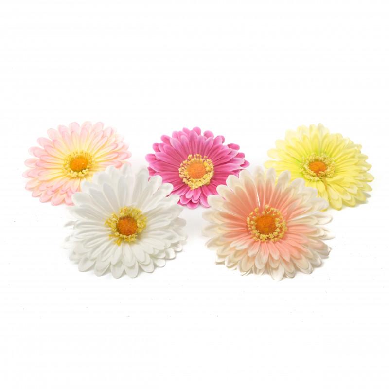 Kwiaty sztuczne gerbera
