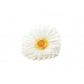 GERBERA Z WŁOSKAMI (główka)-Kwiaty sztuczne