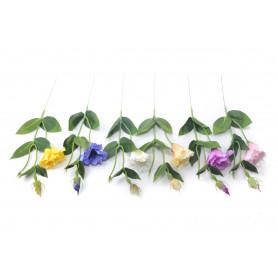 EUSTOMA GAŁĄZKA (gałązki)-kwiaty sztuczne