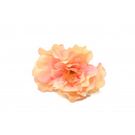 HIBISKUS (wyrobowy)-Kwiaty sztuczne