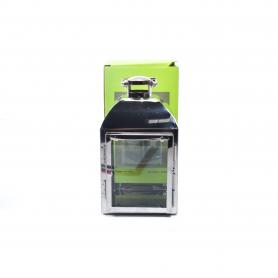Metalowa latarnia 10x10,5x18,5cm