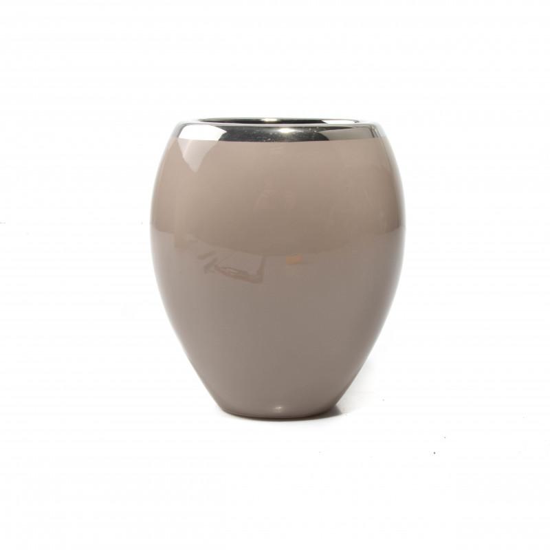 Ceramiczny wazon 17,5x12,5x20cm