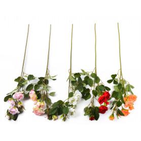 GAŁĄZKA RÓŻY (pojedyncze)-Kwiaty sztuczne