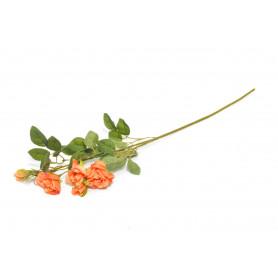 Искусственные цветы веточка розы