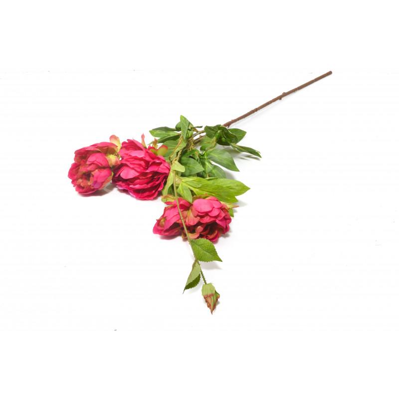 GAŁĄZKA PIWONII (pojedyncza)-Kwiaty sztuczne