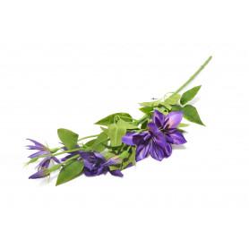 Kwiaty sztuczne clematis gałązka