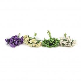 Kwiaty sztuczne: dodatek dekoracyjny