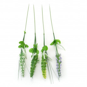 Kwiaty sztuczne dodatek szczaw