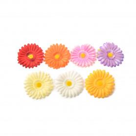 Искусственные цветы - гербера