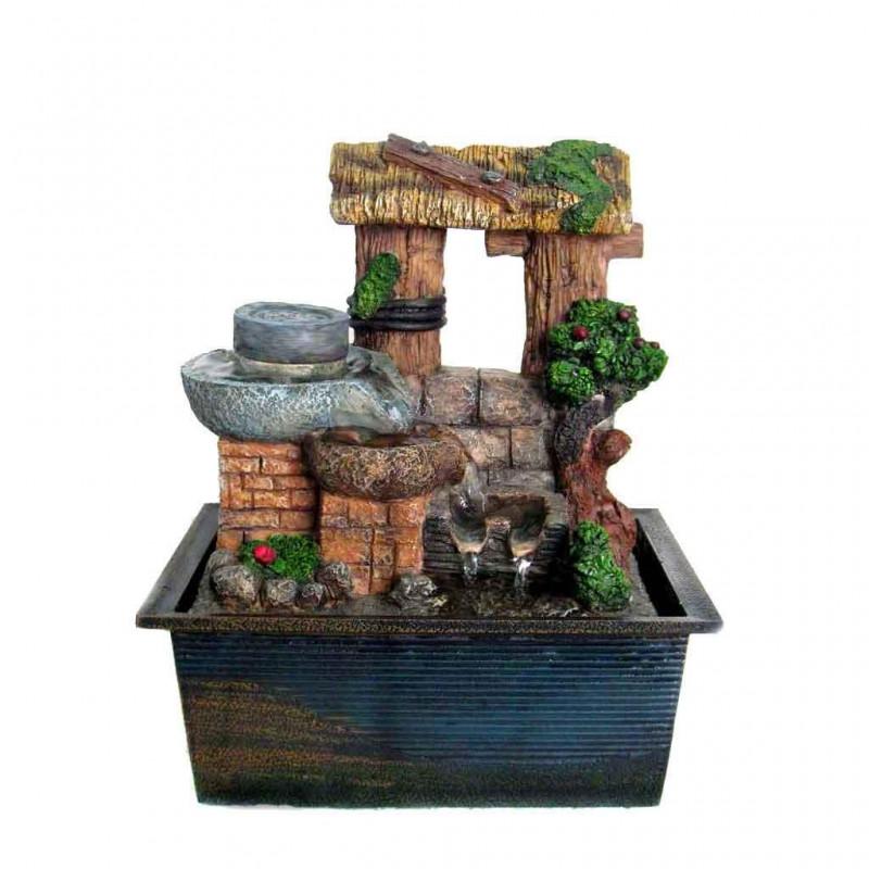 Elektryczna fontanna