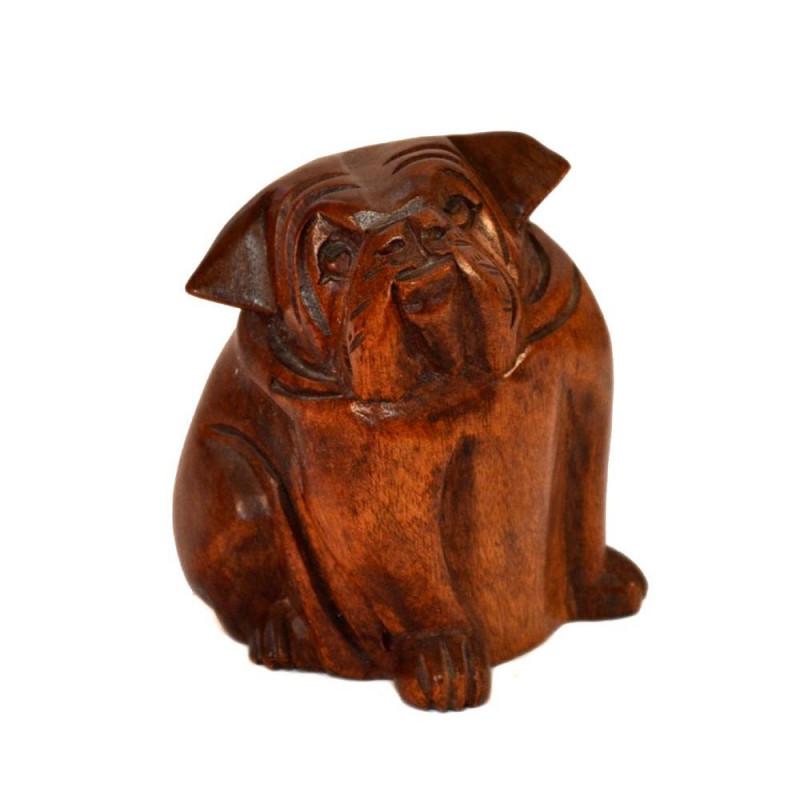 Drewniana rzeźba