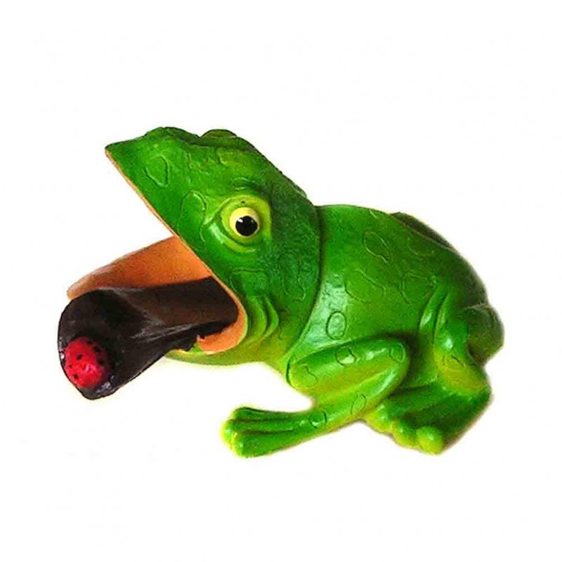 Figurka żaby