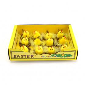 Wielkanocne kurczaki