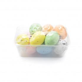 Wielkanocne jajka opakowanie 6,5x5cm