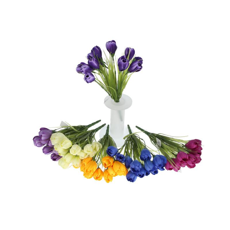 Kwiaty sztuczne krokus