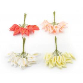KALLA PIANKOWA (dodatek)-Kwiaty sztuczne