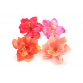 Искусственные цветы: амариллис