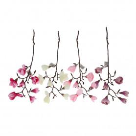 Kwiaty sztuczne magnolia łodyga