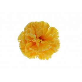 Kwiaty sztuczne goździk główka
