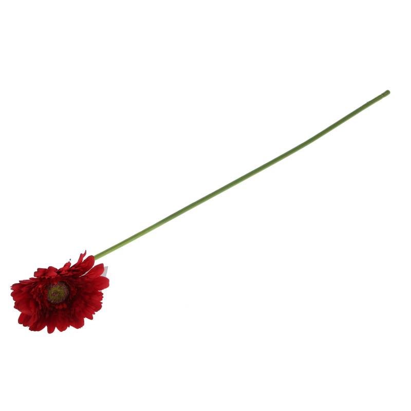 Kwiaty sztuczne gerbera pojedyncza