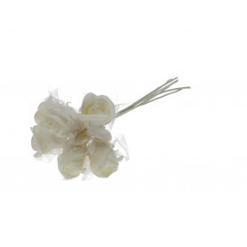RÓŻYCZKA (piankowa)-Kwiaty sztuczne